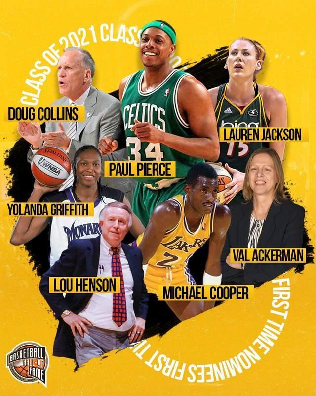 篮球名人堂相当于篮球国际的最高荣誉殿堂,这里不仅仅包括NBA的球员