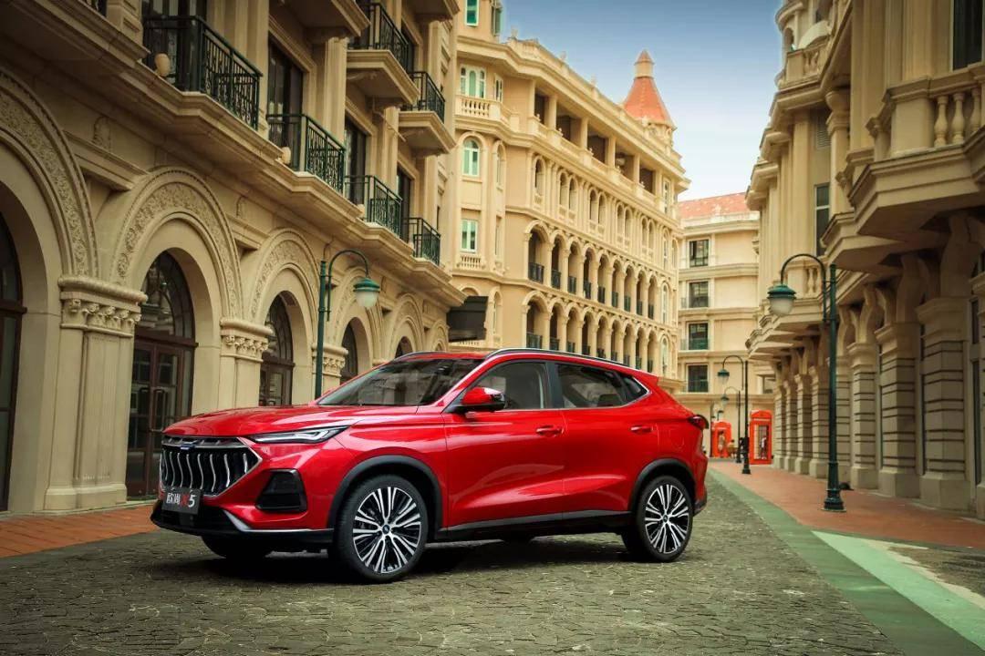 10万级上市SUV原单库存,长安欧尚X5为什么能脱颖而出