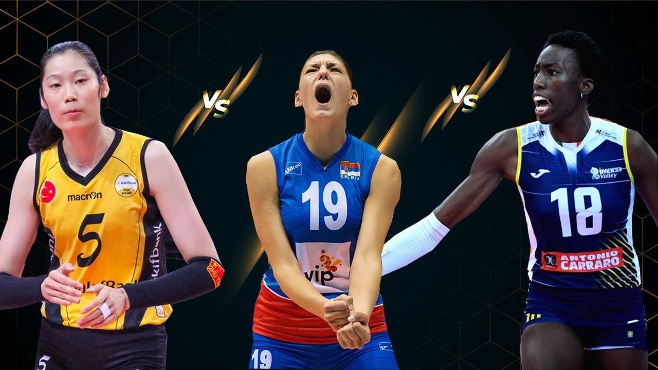 世界排联官网头条报导博斯科维奇:天生就是打排球的