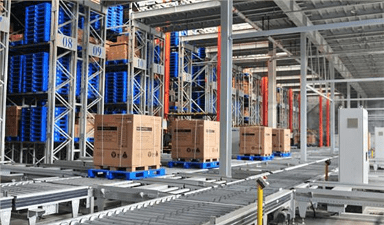 2021上海快递物流展许洋带您了解-塑料托盘使仓储运输业焕发