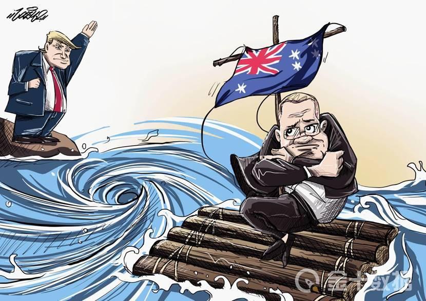 """原创             换贸易部长也没用?澳洲葡萄酒彻底被""""抛弃"""",我国正物色新卖家                                       图1"""