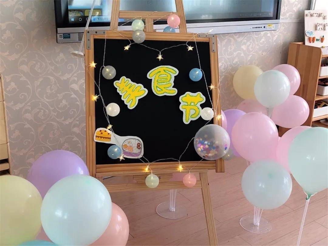 小吃货 大梦想——濮阳市市直幼儿园举办第八届美食节活动