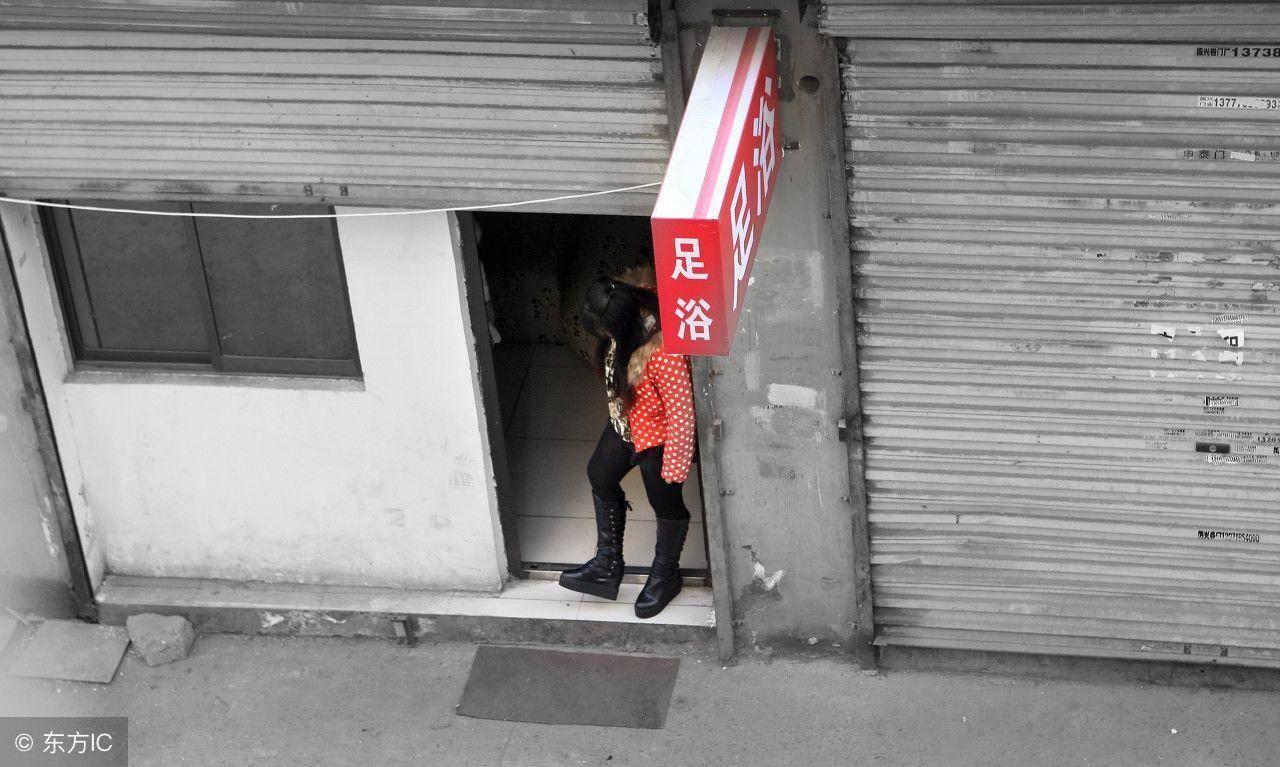 东莞小巷子站街女图片