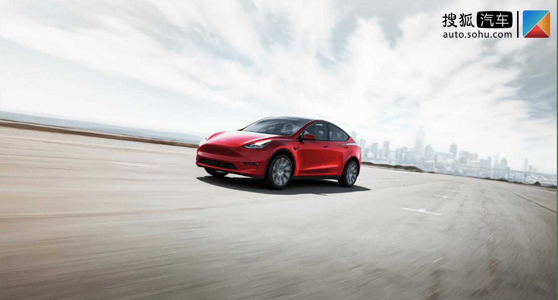 国产特斯拉Y型和新款3型从33.99万元正式发布