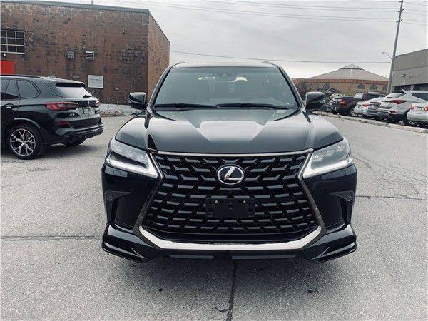 2020款雷克萨斯LX570 现车靠谱底价直销全国