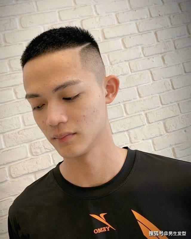 原创             越剪越时髦的男生发型12款,不管长短都帅气,干净显精神