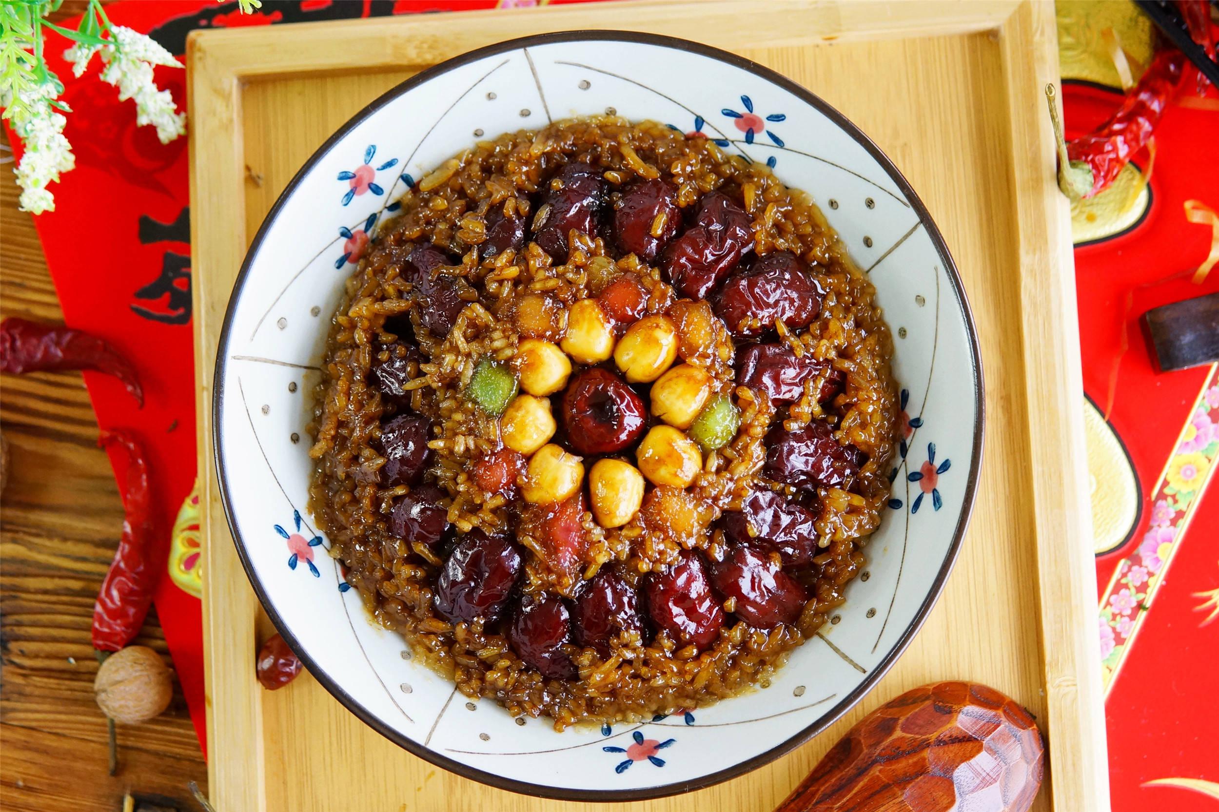 """年夜饭加原菜,""""红火""""上桌,河南老甜品意为招财进宝"""