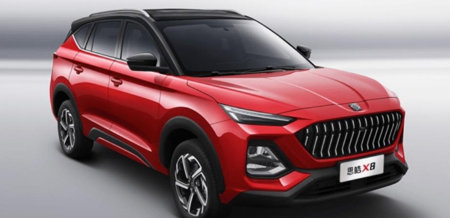 原定位为紧凑型SUV,加入中国风元素,思豪QX设计图纸曝光!