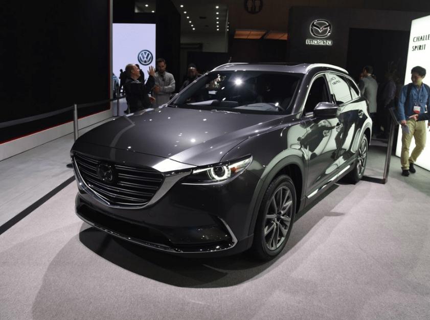 原来土昂还有另外一个对手。新的马自达CX 9将在中国制造,并提供2.5T四轮驱动