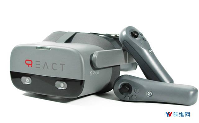 美国XR医疗创企React Neuro用Pico Neo 2分析用户大脑健康