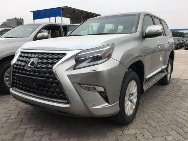 雷克萨斯GX460旗舰城市SUV盈利推广汽车