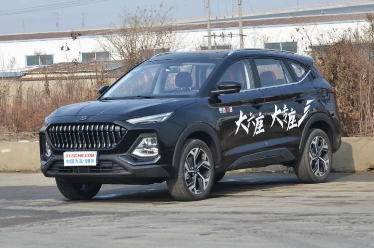 原来不到9万买个中型SUV,大众加持下的思豪X8香吗?