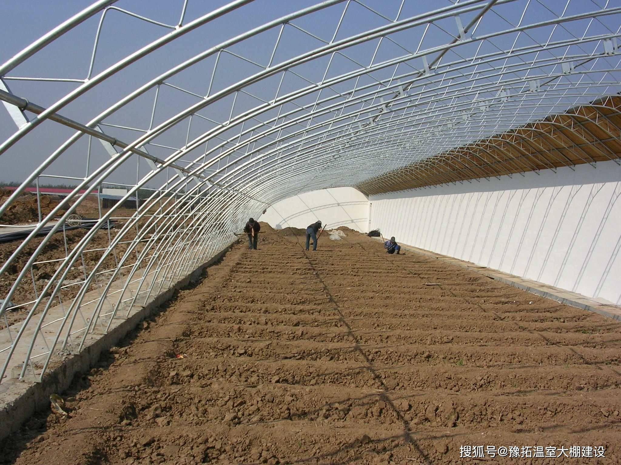 全阳光板温室如何建造?一亩地的全阳光板温室造价需要多少钱
