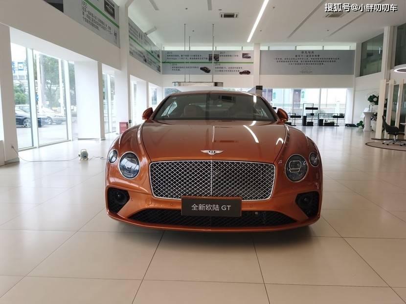 21款宾利大陆GT新市场最新报价充满惊喜