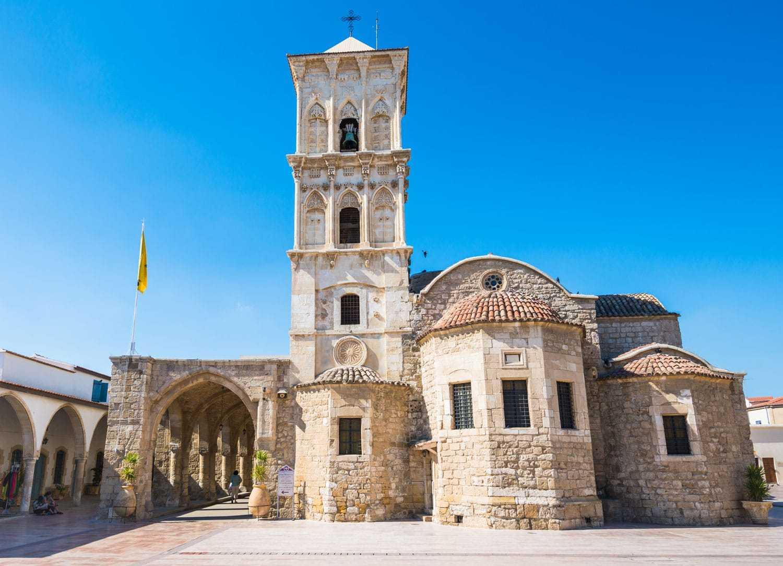 塞浦路斯最佳景点:拉纳卡