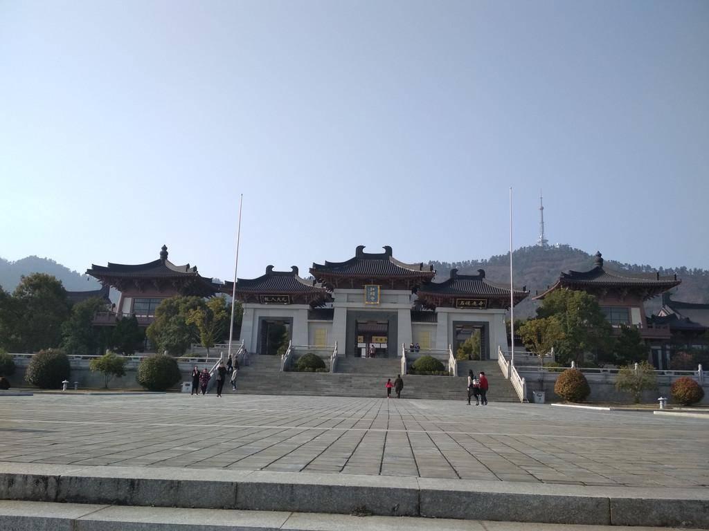 安徽香火旺的寺庙,是ope文物保护网页,门票免费
