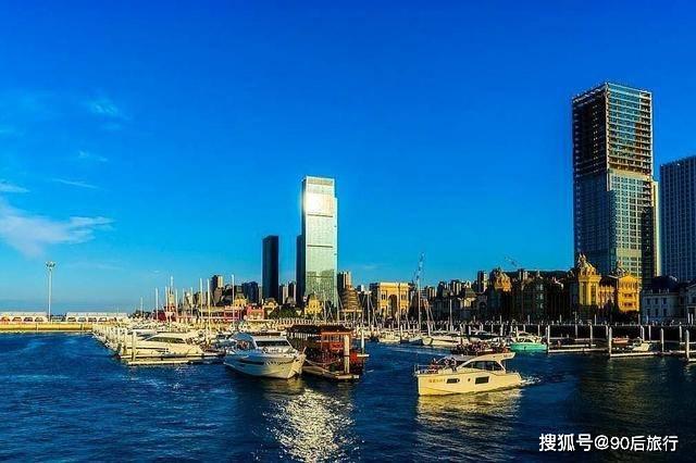 辽宁又一公园:原名东海公园,现名海之韵公园,占地占地450公顷
