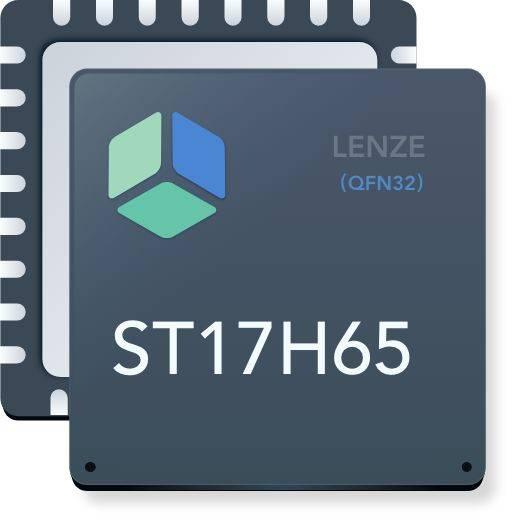 伦茨科技最新蓝牙BLE5.1芯片-ST17H65