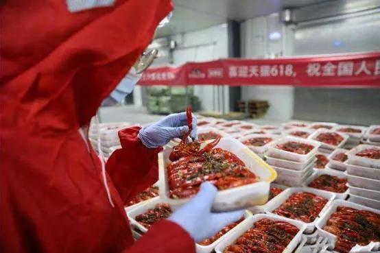 揭开小龙虾火爆背后的真相,你得来潜江现代农业产业园!