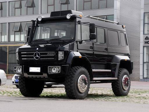 这台车才是真正的越野之王,比军车都强悍,入门价格400万