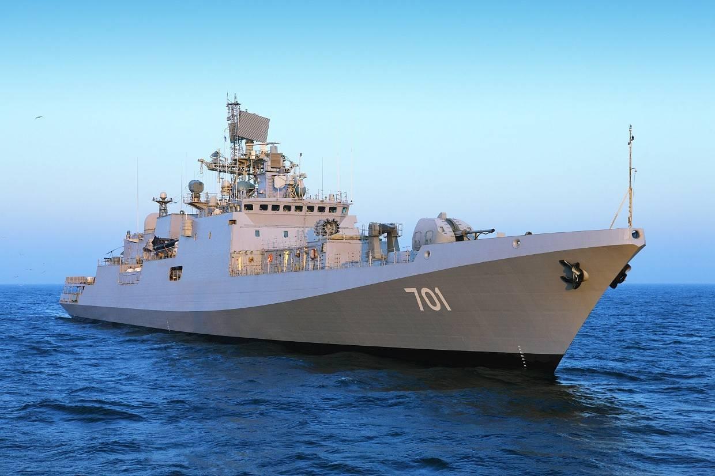 印军服役新型护卫舰,却未搭载反舰导弹,自身实力堪忧!