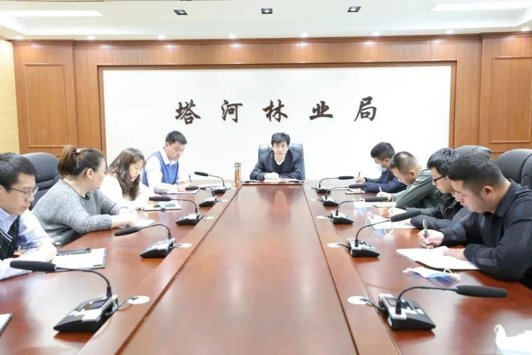 塔河林业局党委:创新思路强基固本 促进党建工作稳步提质