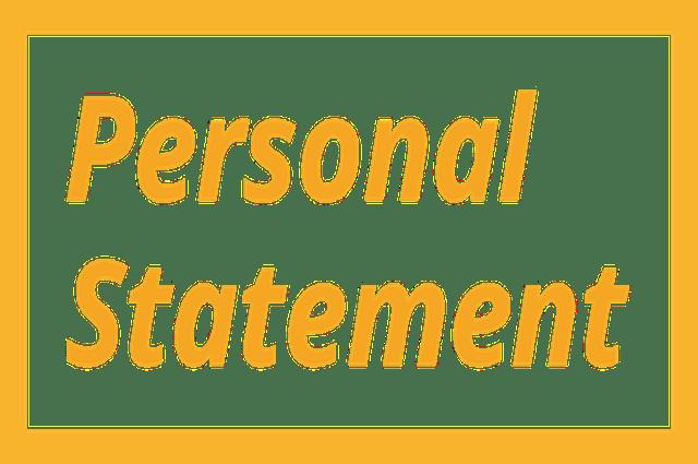 手把手教你如何写好personal statement