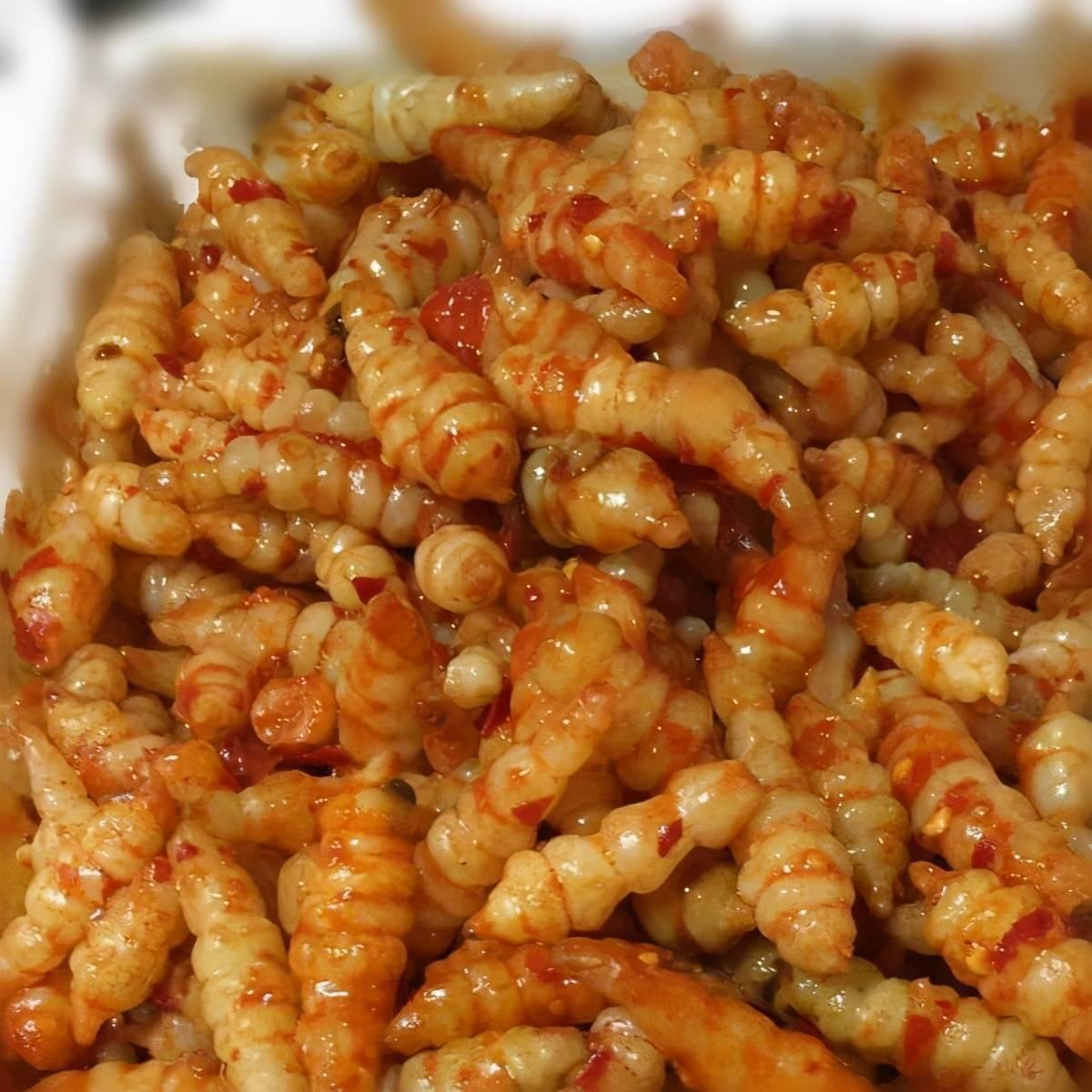 这种长得像螺蛳的菜,到底好不好吃?