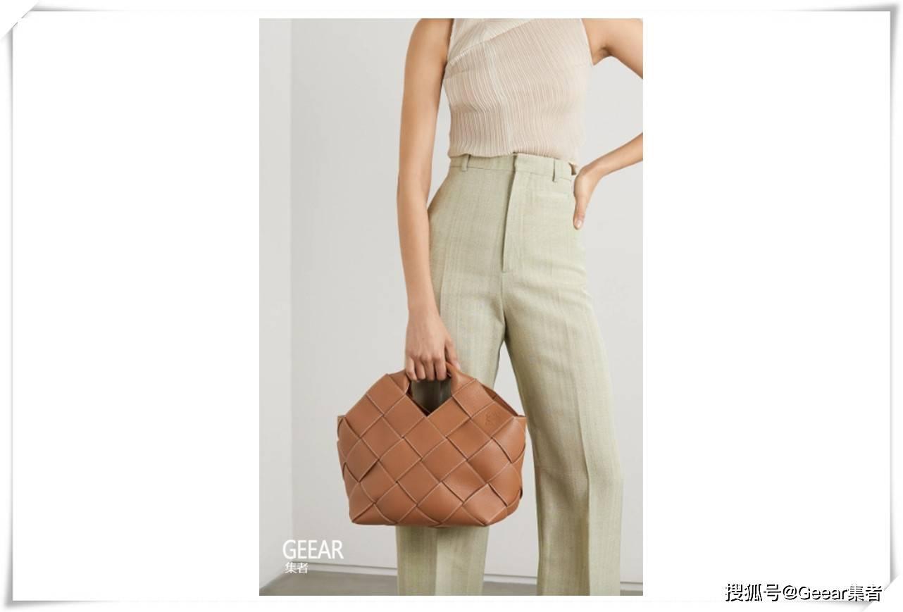 原创             喜欢Loewe的设计?看看这7款较小众的包包!