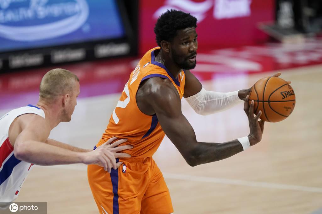 NBA新赛季常规赛继续进行,结果活塞通过加时苦战以110-105打败太阳