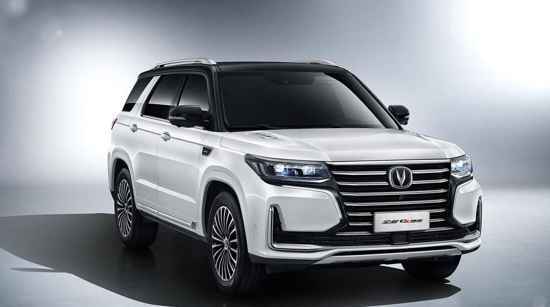 三辆原装国产大中型SUVs万就能买到,不比合资车香?