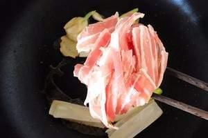 肉炒扁豆丝的做法 ,好吃的停不下来!