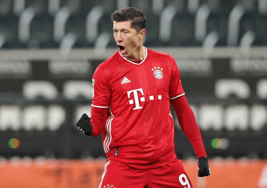 拜仁在德甲第15轮的竞赛中以2-3输给了门兴格拉德巴赫