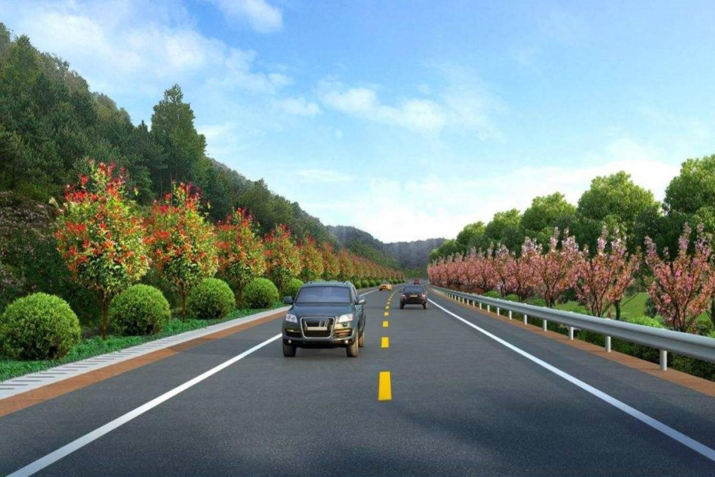 贵州在建一条高速公路,长约52.7公里,双向四车道,投资约71亿元