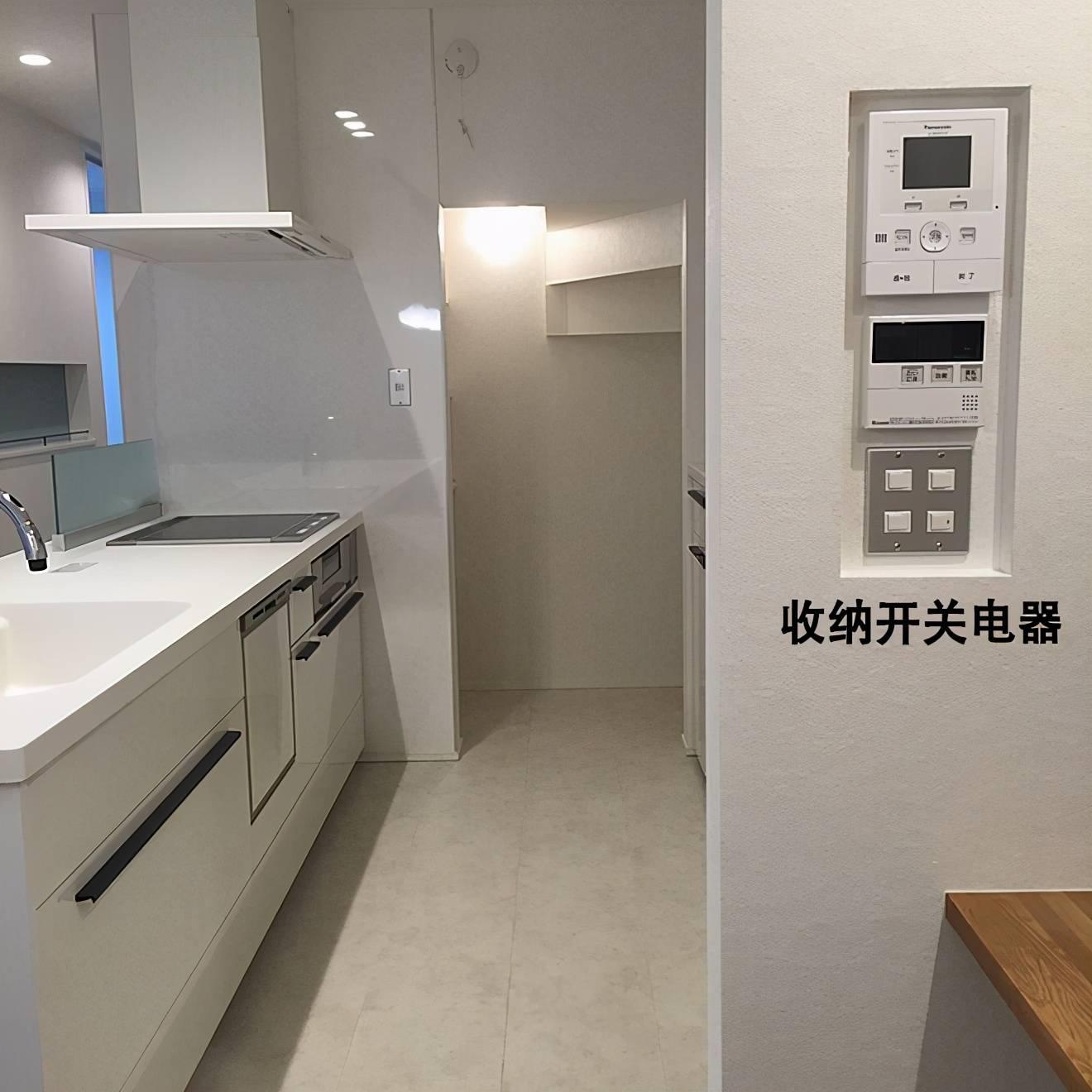 """日本人的""""变态""""收纳术,把墙打薄8公分做收纳,难怪国内比不过"""