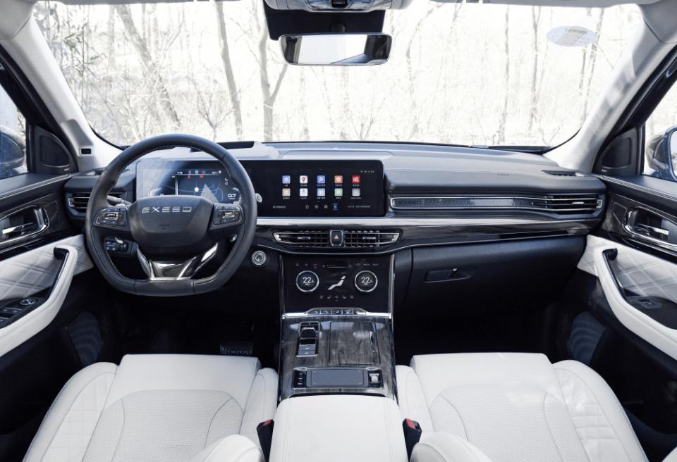 2.0T比奥迪还强,近5米车长,这款旗舰SUV预售仅19万起