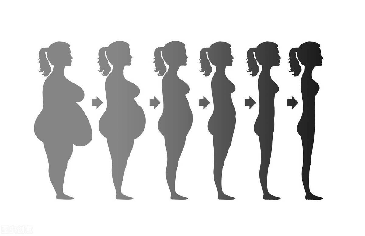 怎么减掉身上多余赘肉,让身材瘦下来?4个方法值得学习