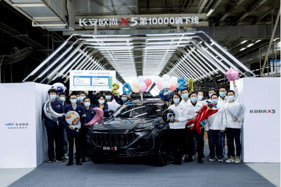 这个品牌连续出爆款车型,2020年累计销量超15万台