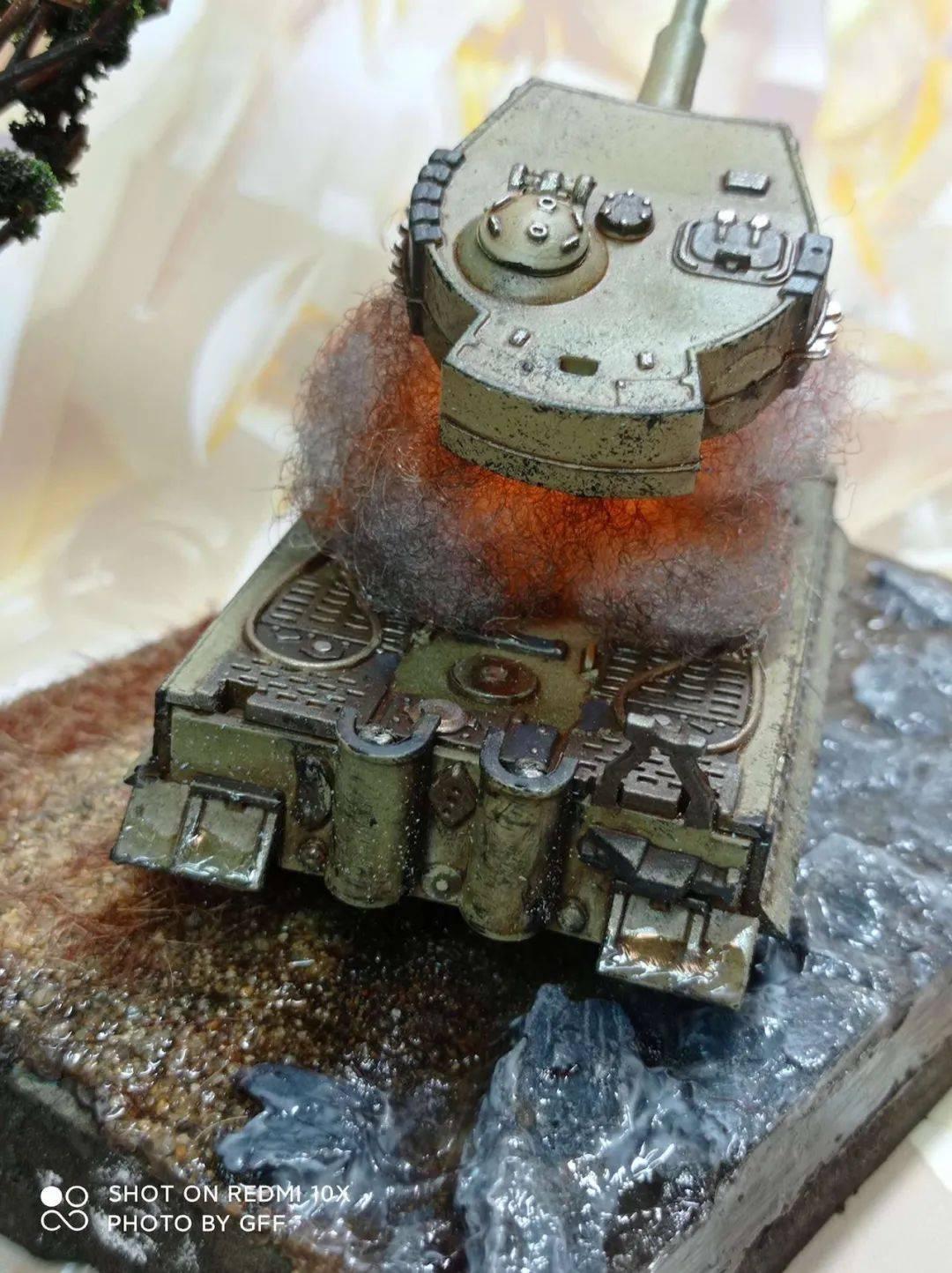 军模·坦克·殉爆