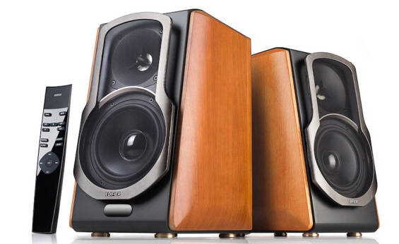 原创             桌面HiFi音箱,带你走进波澜起伏的音乐世界!