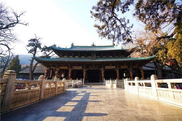 中国最早的皇家园林在太原,山西的简称也因为这里而得名  第5张