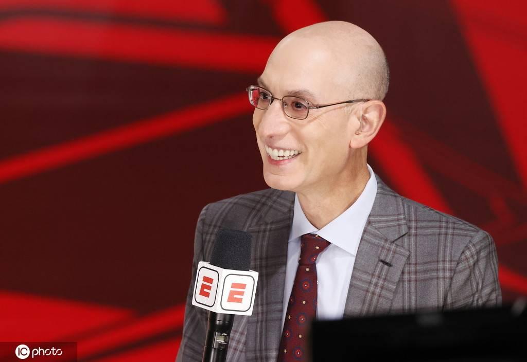 NBA正履历严峻考验 肖华:已为各种突发事件做好准备