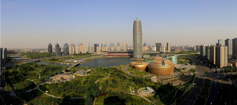"""郑州市委""""十四五""""规划建议:逐步降低经济对房地产的依赖度"""