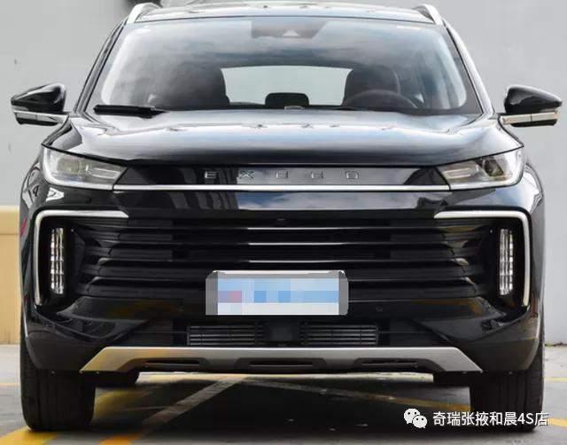 奇瑞的新SUV明星TXL,1.6T发动机,看起来霸气