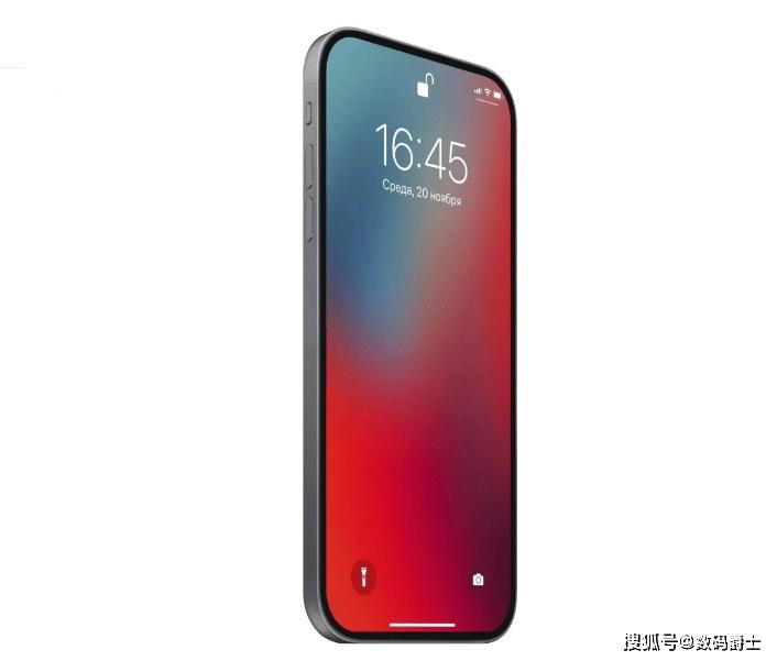 原创             iPhone 13最新爆料,A15处理器+120Hz高刷屏+小刘海