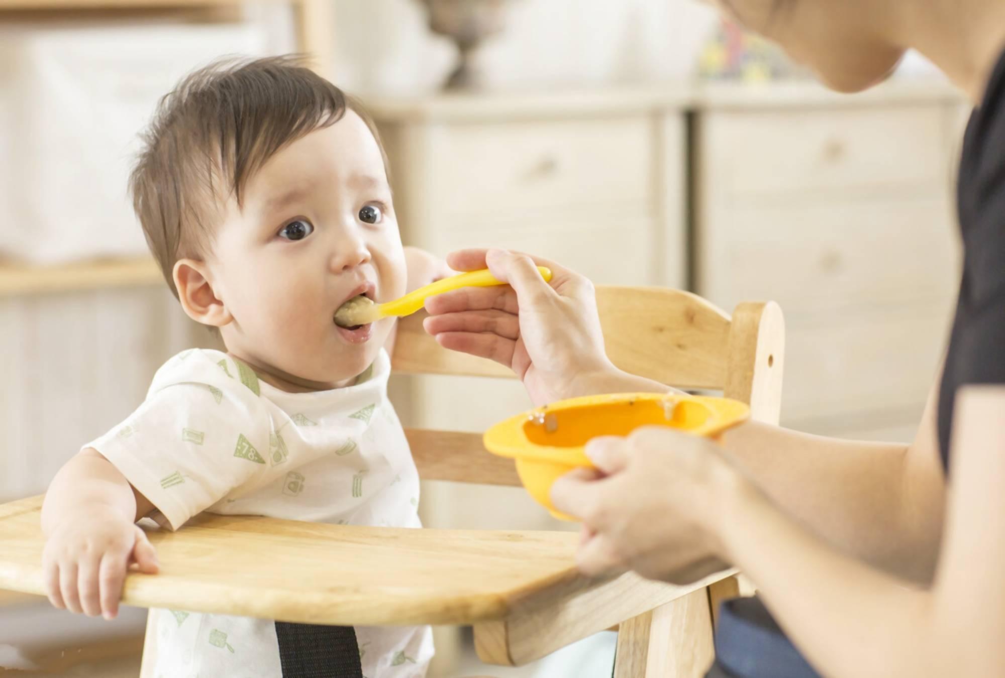 """有一种""""假""""辅食叫做米汤,看似有营养,实则影响宝宝发育  第2张"""