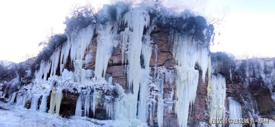 冰挂?钟乳石?这里真的太美了!