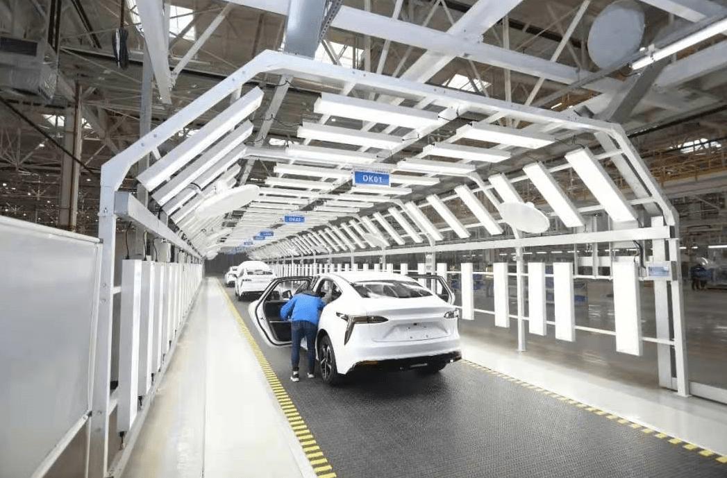 """<b>江铃集团新能源能量工厂蕴含的""""工业4.0""""让人惊叹!</b>"""