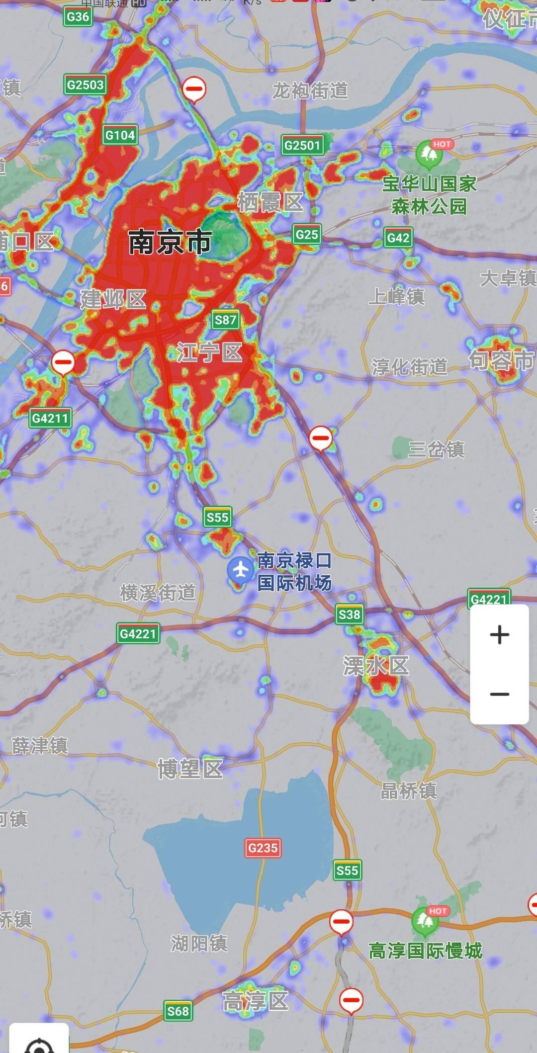 2020年南京市人口变动_南京市人口密度分布图