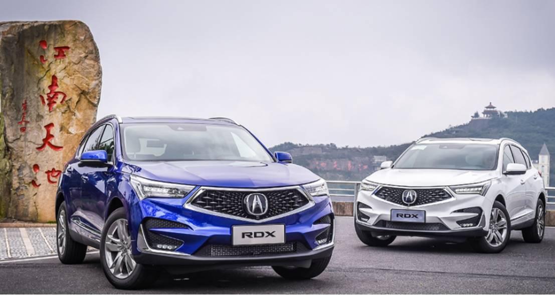 全新讴歌RDX运用科技,为你诠释舒适SUV的意义